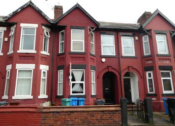 Thumbnail 6 bed terraced house to rent in Scarsdale Road, Manchester