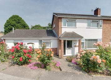 Thumbnail 4 bed semi-detached house for sale in Cloverlands, Colchester
