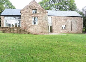 Thumbnail 4 bed detached house to rent in Panta Farm, Chepstow, Monmouthshire