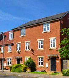 Thumbnail 4 bed terraced house for sale in St. Helena Avenue, Newton Leys, Bletchley, Milton Keynes