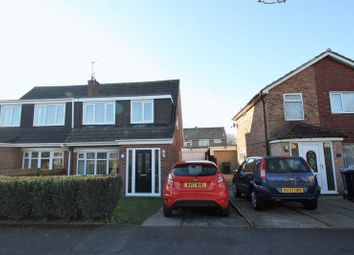 Thumbnail 3 bed semi-detached house for sale in Tindale Walk, Middlesbrough