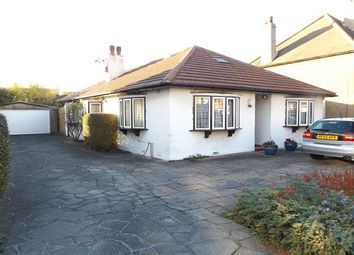 Thumbnail 4 bed bungalow for sale in Parkview Road, New Eltham
