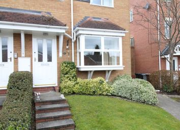 Thumbnail 1 bed flat to rent in Elvington Close, Congleton
