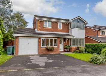 Thumbnail 4 bed detached house for sale in Broad Lane, Rochdale, Greater Manchester
