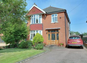 Thumbnail 3 bedroom detached house for sale in Doncaster Road, Scunthorpe