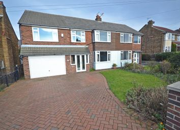 Thumbnail 5 bed semi-detached house for sale in Westfield Road, Horbury, Wakefield