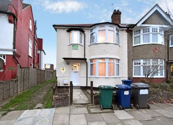 Thumbnail 3 bed semi-detached house to rent in Eton Avenue, North Finchley