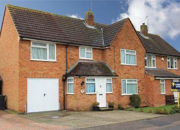 Thumbnail 4 bed semi-detached house for sale in Brookmead, Hildenborough, Tonbridge, Kent