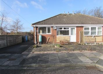 Thumbnail 2 bedroom bungalow for sale in Saxon Close, Thornton Cleveleys