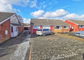 2 bed bungalow for sale in Bosinney Close, Fenton, Stoke-On-Trent ST4