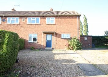 Thumbnail 3 bed semi-detached house to rent in Coronation Road, Corby Glen, Grantham
