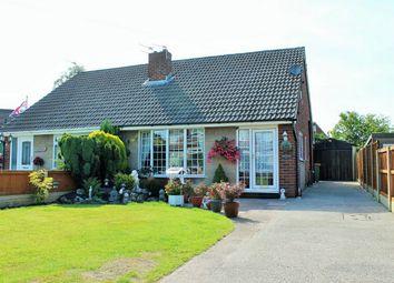 Thumbnail 2 bedroom semi-detached bungalow for sale in Marshall Grove, Ingol, Preston, Lancashire