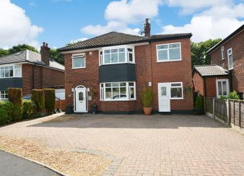 Thumbnail 4 bed detached house for sale in Partridge Avenue, Baguley, Manchester