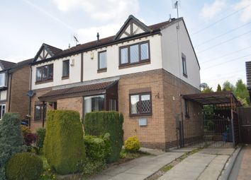 Thumbnail 3 bed semi-detached house for sale in Fernleigh Drive, Brinsworth