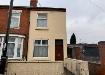 Thumbnail 2 bed end terrace house for sale in Foleshill Road, Coventry, West Midlands
