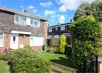 Thumbnail 3 bed end terrace house for sale in Meldon Way, Winlaton