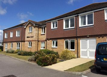 Thumbnail 1 bed flat for sale in Milliers Court, Worthing Road, Littlehampton, West Sussex