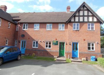 Thumbnail 2 bedroom property for sale in Millennium Gardens, Racecourse Crescent, Shrewsbury