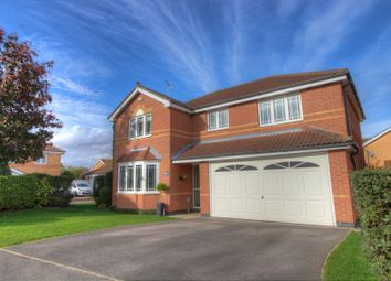 Thumbnail 4 bed detached house for sale in Hambling Drive, Beverley
