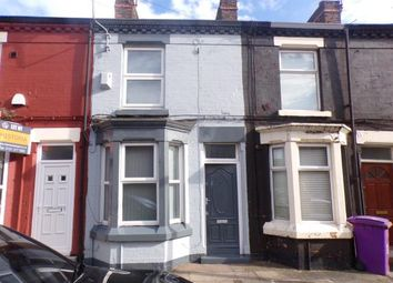 Thumbnail 3 bed terraced house for sale in Milverton Street, Kensington, Liverpool, Merseyside