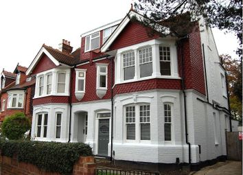 Thumbnail Studio to rent in Twyford Avenue, West Acton, London.