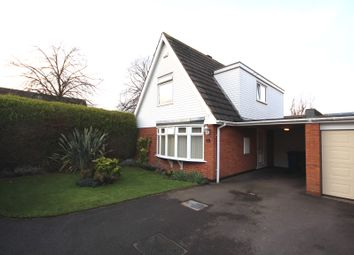 Thumbnail 3 bed link-detached house for sale in Manifold Close, Burntwood