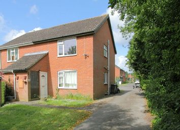 Thumbnail 1 bed maisonette for sale in Eleanor Court, Ludgershall, Andover