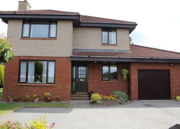 Thumbnail 4 bed detached house to rent in Knockothie Hill, Ellon