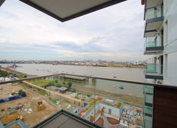 Thumbnail 2 bed flat to rent in City Peninsula, 25 Barge Walk, London