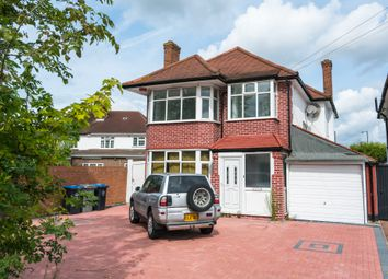 Thumbnail 4 bedroom detached house for sale in Sudbury Court Road, Sudbury, Wembley