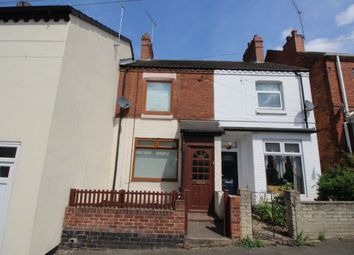 Thumbnail 2 bed terraced house for sale in Saxon Street, Burton-On-Trent