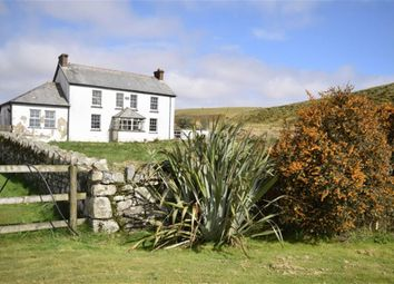 Thumbnail 6 bed detached house for sale in Advent, Camelford