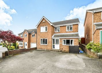 Thumbnail 4 bed detached house for sale in Wood Lane, Stannington, Sheffield