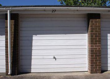 Thumbnail Parking/garage for sale in Garage 27, Prestonville Court, Brighton