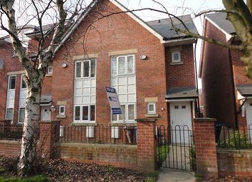 Thumbnail 3 bedroom end terrace house for sale in Bold Street, Hulme