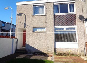 Thumbnail 2 bed end terrace house to rent in Aline Court, Glenrothes