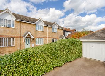 Thumbnail 3 bedroom semi-detached house for sale in Roebuck Close, Hertford