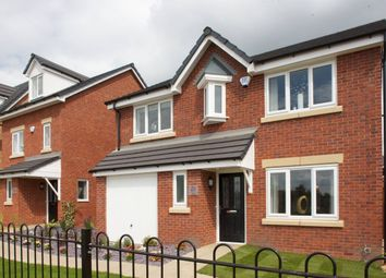 Thumbnail 4 bedroom detached house for sale in Booth Road, Audenshaw, Manchester