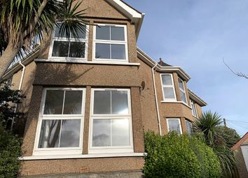 Thumbnail 4 bedroom semi-detached house to rent in Park Rise, Falmouth