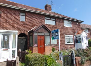 Thumbnail 2 bed terraced house for sale in Pasture Avenue, Moreton, Wirral, Merseyside