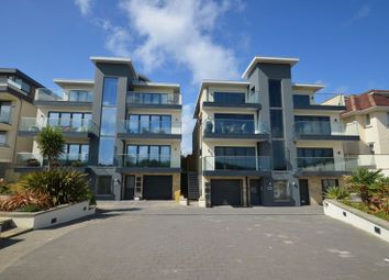 Thumbnail 3 bedroom flat for sale in Boscombe Overcliff Drive, Southbourne, Bournemouth