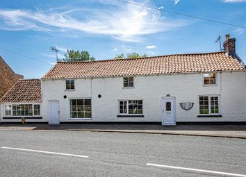 Thumbnail 3 bed cottage for sale in Main Street, Skipsea, Driffield