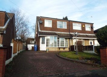 Thumbnail 3 bed semi-detached house for sale in Crossfield Street, Bury, Greater Manchester
