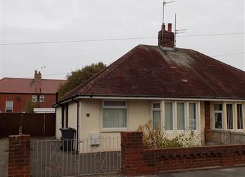 Thumbnail 2 bed bungalow to rent in Coleridge Avenue, Thornton-Cleveleys