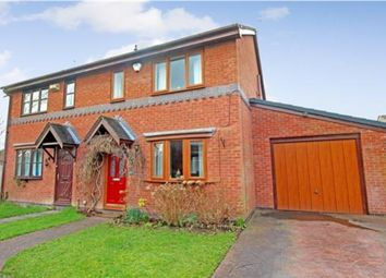 3 bed semi-detached house for sale in New Hey Road, Cheadle SK8