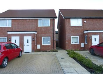 Thumbnail 2 bedroom semi-detached house to rent in Stilton Close, Aylesbury