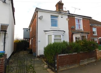 Thumbnail 1 bed flat for sale in Queenstown Road, Southampton