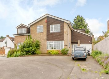 Thumbnail 5 bed property for sale in Hampermill Lane, Watford