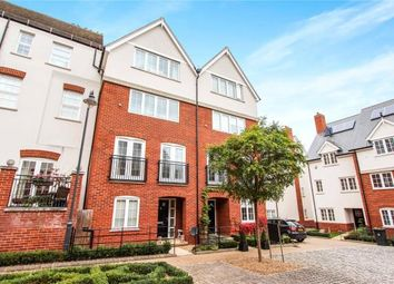 Thumbnail 4 bed terraced house for sale in Bell College Court, Saffron Walden, Essex