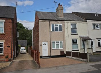 Thumbnail 2 bed end terrace house for sale in Broad Lane, Nottingham